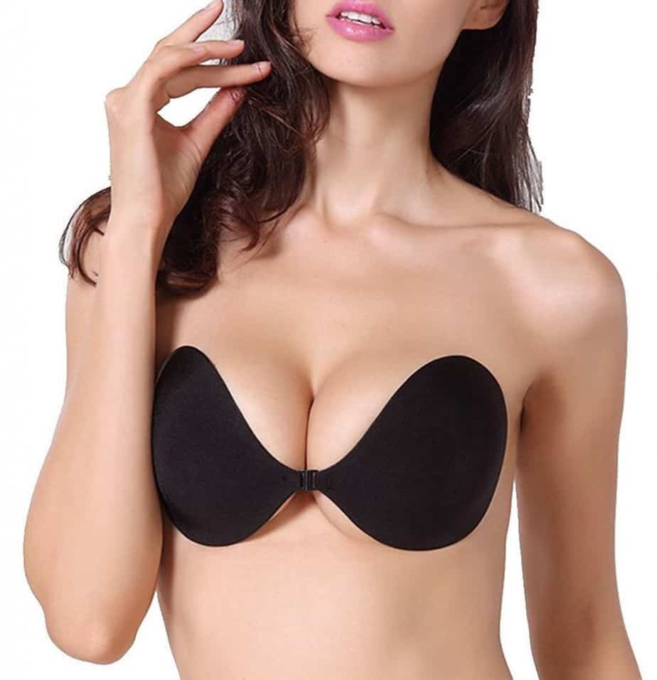 strapless bra for cleavage