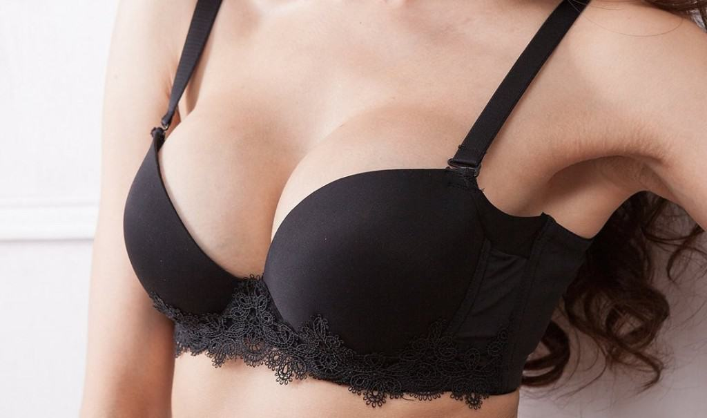 best foam push up bra