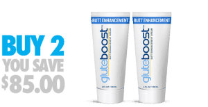 gluteboost cream review